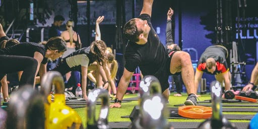 G Does UFit Bootcamp by UFit Fitness