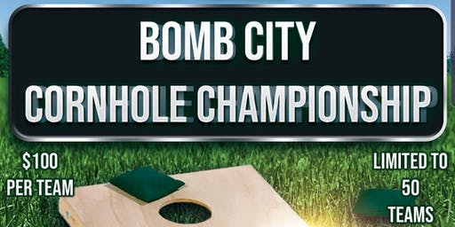1st Annual Bomb City Corn Hole Championship