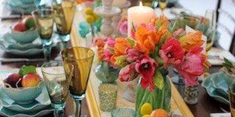 Tabletop Celebrations DIY Workshop July 24, 2019 tickets