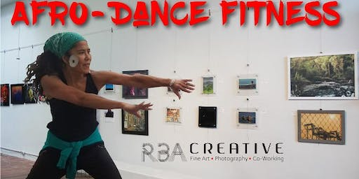Afro-Dance Fitness Pop Up