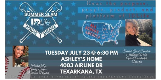 Texarkana Summer Slam Event
