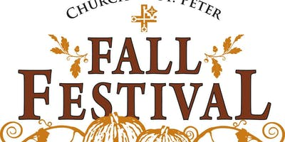 Church of St. Peter Fall Festival