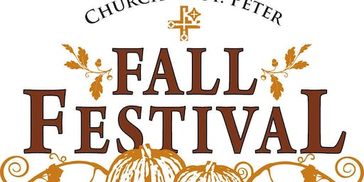 Church of St. Peter Fall Festival