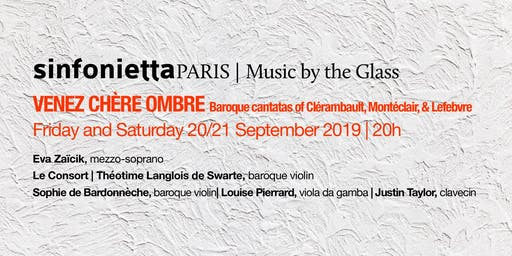«Music by the Glass» season launch! Saturday, September 21, 2019 | 20H