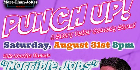 Punch Up! w/ Jimmy McDonald tickets