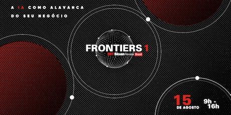 Frontiers #1: A IA como alavanca do seu negócio ingressos