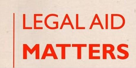 Happy Birthday Legal Aid tickets