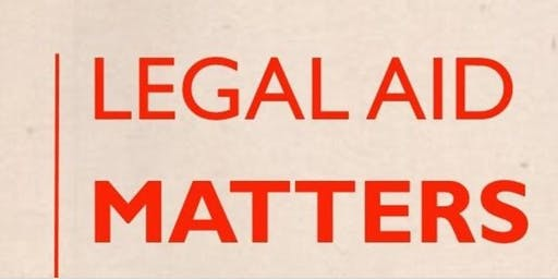 Happy Birthday Legal Aid