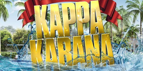 KAPPA KABANA SUMMER SPLASH tickets