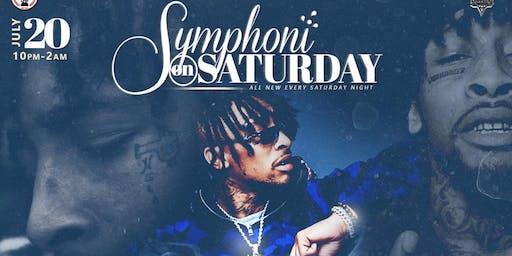 Symphoni On Saturdays: Hosted By Shordie Shordie