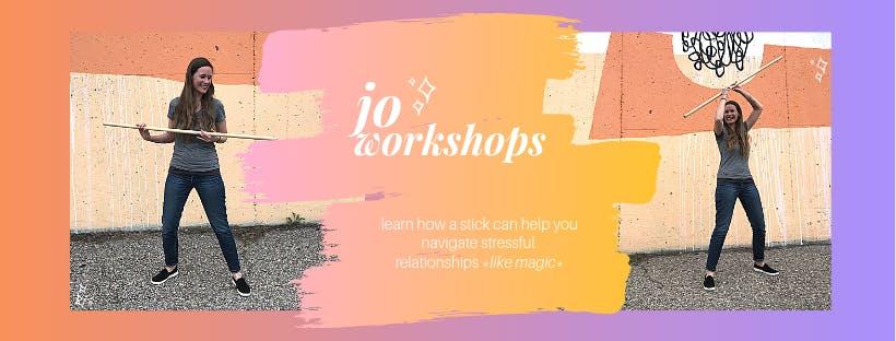 Somatic Insight: Jo Exploration Series banner