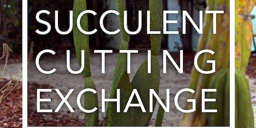 Succulent Cutting Exchange