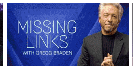 #GaiaGathering ~ Missing Links with Gregg Braden a Gaia Original Series tickets