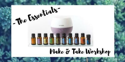 The Essentials Make and Take Workshop