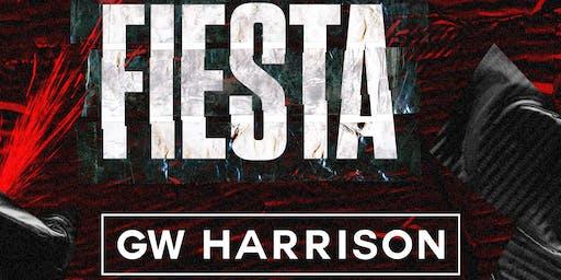 FIESTA PRESENTS GW HARRISON