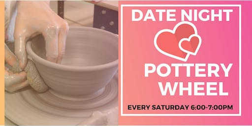 Pottery Wheel Date Night