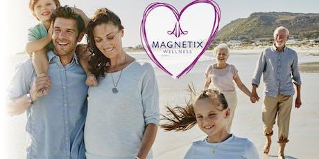 Magnetix Wellness Roadshow, Stockholm - 2019 tickets