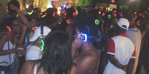 Trap & B Augusta Silent Headphone Party Sat August 10th