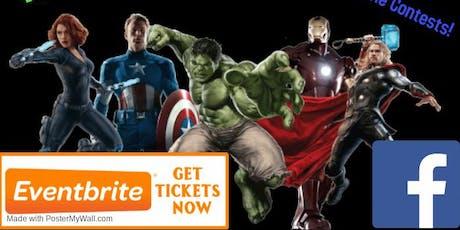 Wilson Castle Hero's Party! tickets