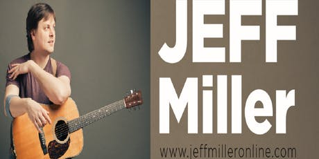 Supper and Soulful Songs: Jeff Miller LIVE at Tasty Licks! tickets