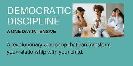 Democratic Discipline (One day intensive) tickets