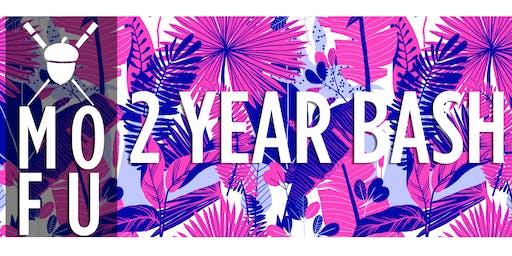 MOFU Shoppe 2 YEAR BASH