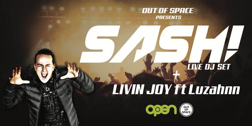 Out of Space Feat DJ SASH! & LIVIN JOY