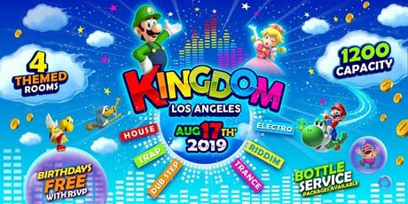 Kingdom Los Angeles  tickets