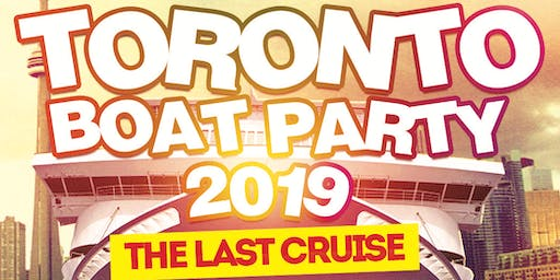 Toronto's Last Cruise Of Summer 2019  | Saturday August 31st (Official Page)