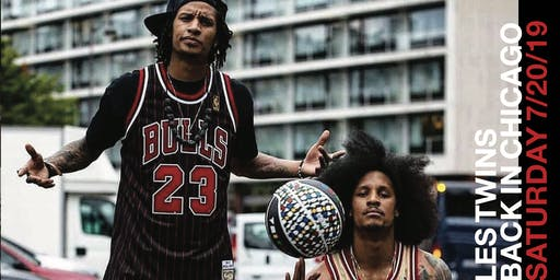 Les Twins: Back in Chicago!
