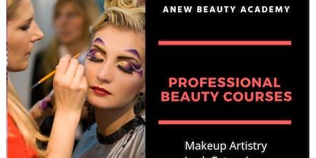 Pro Makeup Artistry Certification tickets