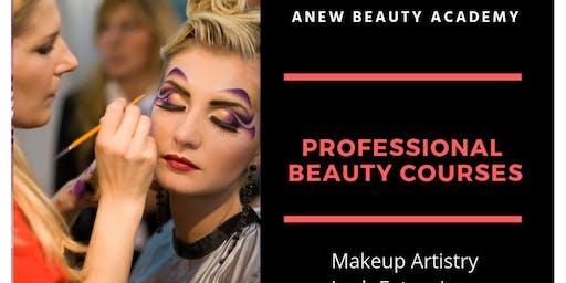 Pro Makeup Artistry Certification