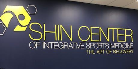 barre3 + Shin Center tickets