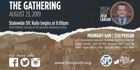 THE GATHERING 2019 tickets