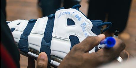 """Sneaker Week & African-American Footwear Forum """"Design Gallery"""" tickets"""