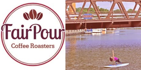 SUP Social with Fit2bWell: Paddleboard Yoga, Sculpt, & Brew @ErieCanalCo tickets