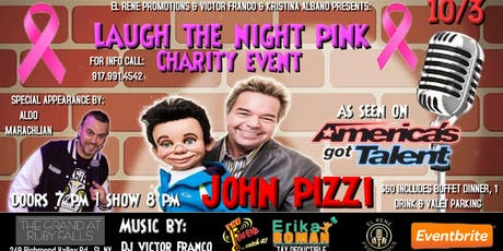 Laugh The Night Pink Charity Event tickets
