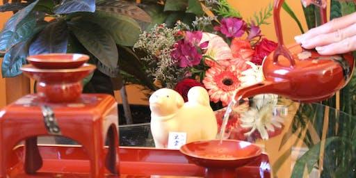 Atelier de saké - Saké workshop