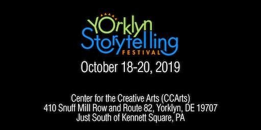 2019 Yorklyn Storytelling Festival