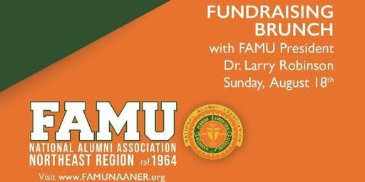 FAMU NAA Northeast Region Fundraising Brunch with FAMU President Larry Robinson, Ph.D.