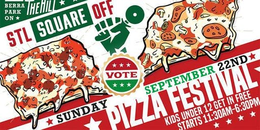 STL Square Off Pizza Festival 2019