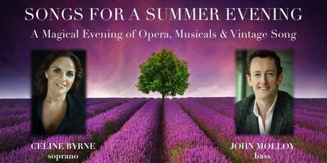 Songs For A Summer Evening tickets
