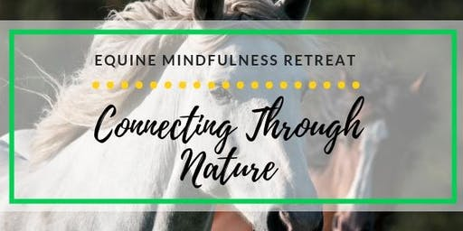 EQUINE MINDFULNESS RETREAT: Connecting Through Nature