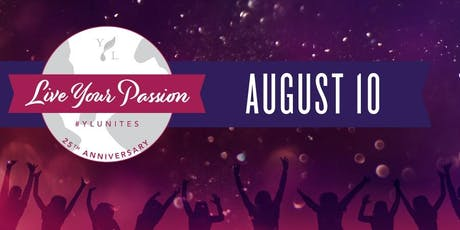 Live Your Passion Young Living Rally tickets