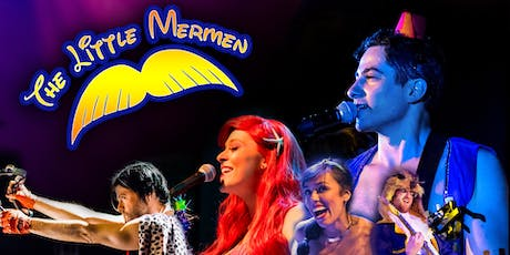 The Little Mermen: The Premier Disney Cover Band tickets