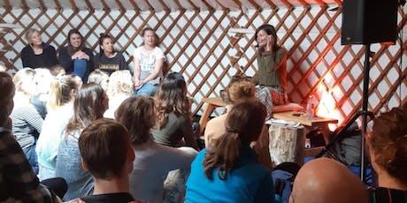Groepsreading met Saskia Nefkens tickets