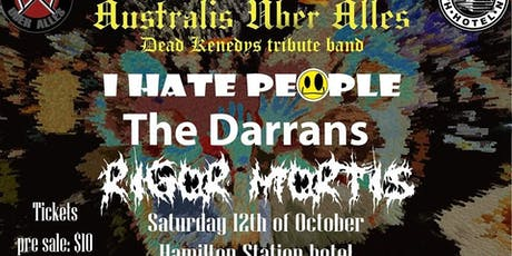 Punks Definitely Not Dead at The Hamo tickets