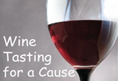 Wine Tasting for a Cause