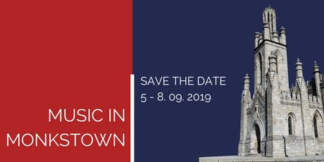 Music in Monkstown 2019 tickets