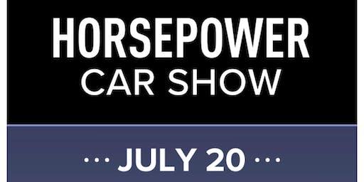 Horsepower car show